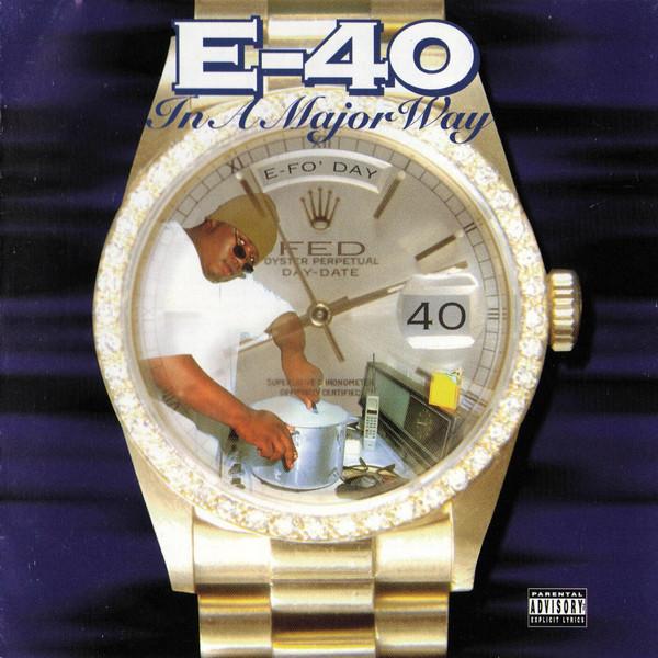 #VitalFactz: 25th Anniversary - E-40 (In A Major Way)