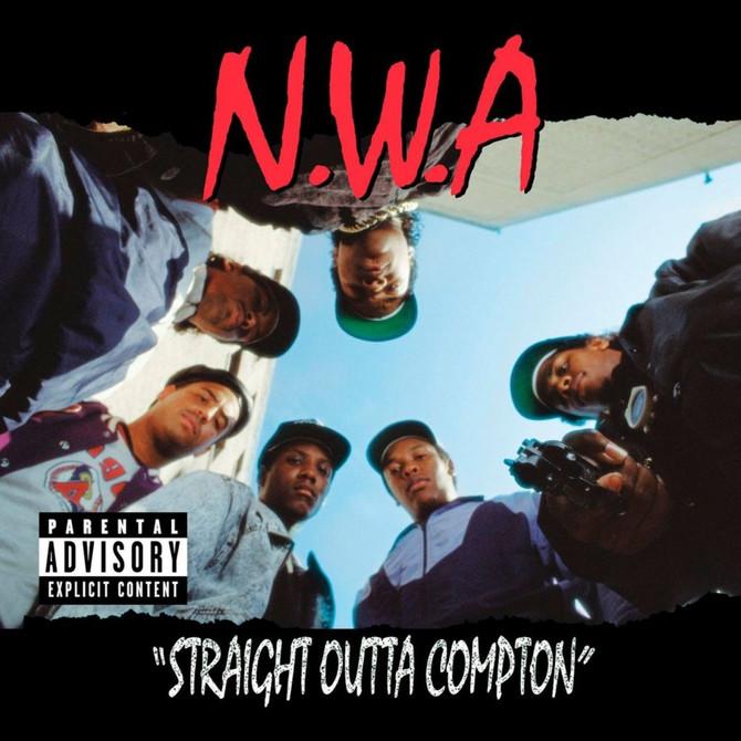 #VitalFactz: 33rd Anniversary - N.W.A. (Straight Outta Compton)