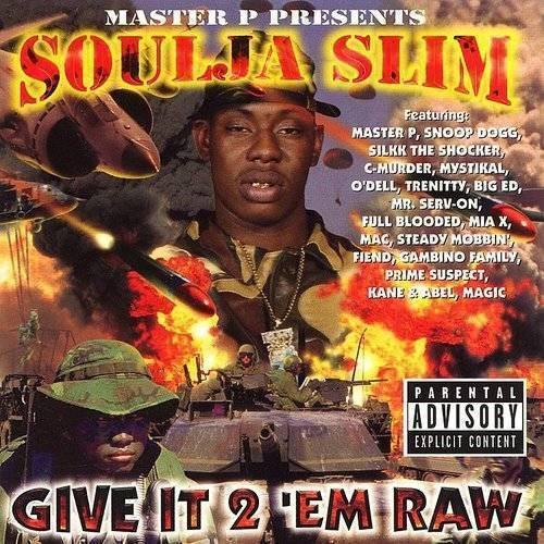 #VitalFactz: 23rd Anniversary - Soulja Slim (Give It 2 'Em Raw)