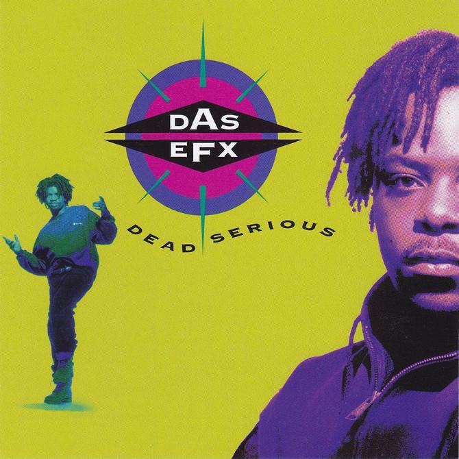 #VitalFactz: 29th Anniversary - Das EFX (Dead Serious)