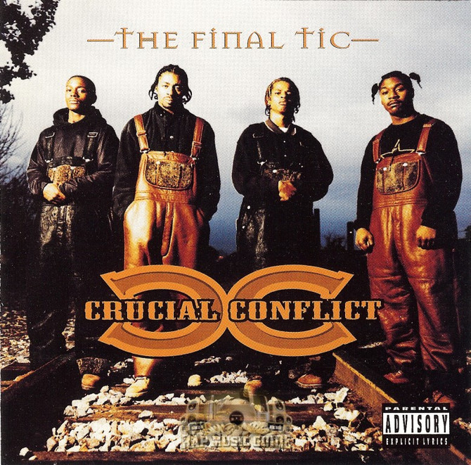 #VitalFactz: 24th Anniversary - Crucial Conflict (The Final Tic)