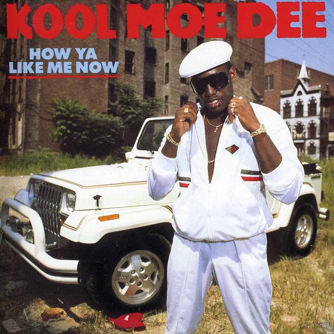 #VitalFactz: 33rd Anniversary - Kool Moe Dee (How Ya Like Me Now)