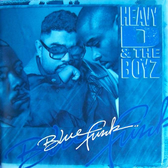 #VitalFactz: 28th Anniversary - Heavy D & The Boyz (Blue Funk)