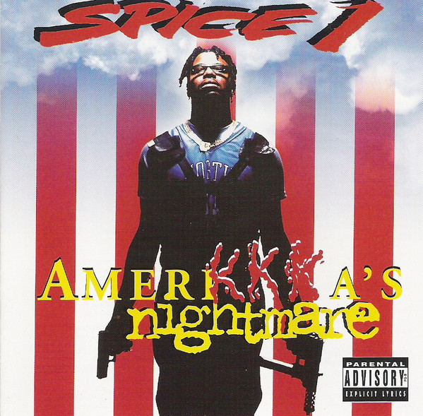 #VitalFactz: 26th Anniversary - Spice 1 (AmeriKKKa's Nightmare)