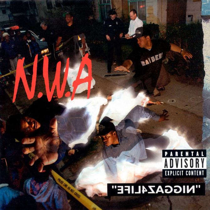 #VitalFactz: 30th Anniversary - N.W.A. (Niggaz4Life)