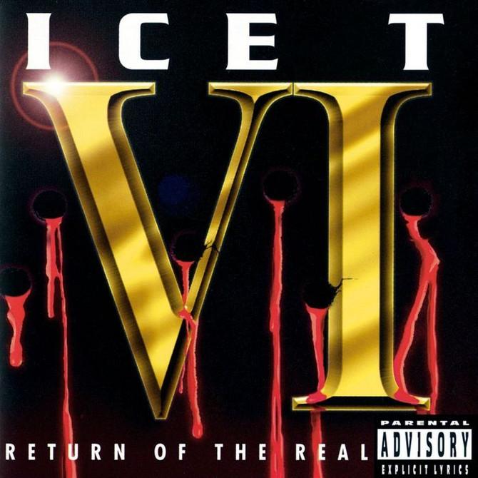 #VitalFactz: 25th Anniversary - Ice T (Ice T VI: Return Of The Real)