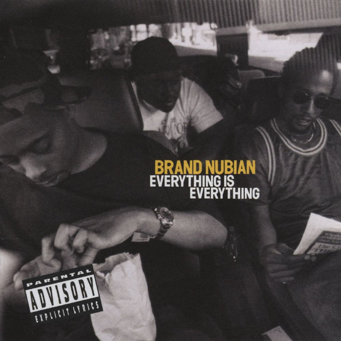 #VitalFactz: 26th Anniversary - Brand Nubian (Everything Is Everything)