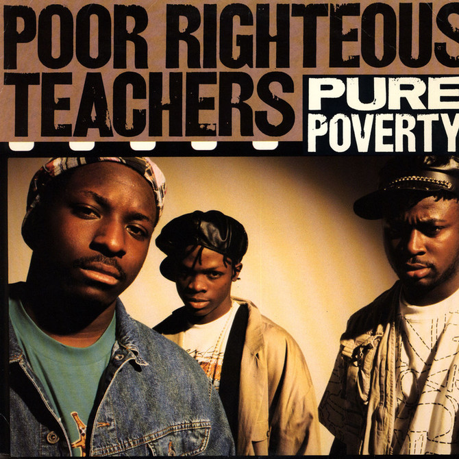 #VitalFactz: 30th Anniversary - Poor Righteous Teachers (Pure Poverty)