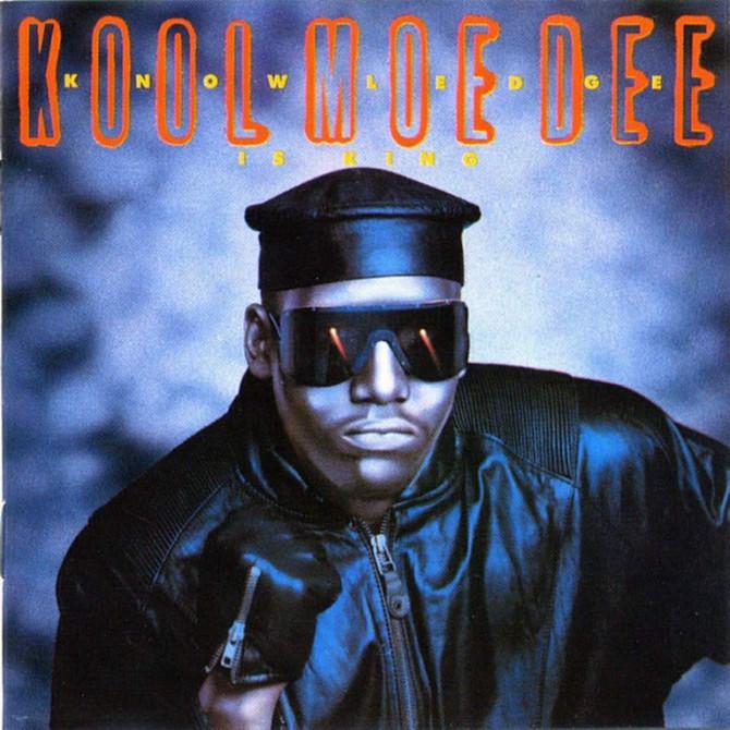 #VitalFactz: 30th Anniversary - Kool Moe Dee (Knowledge Is King)