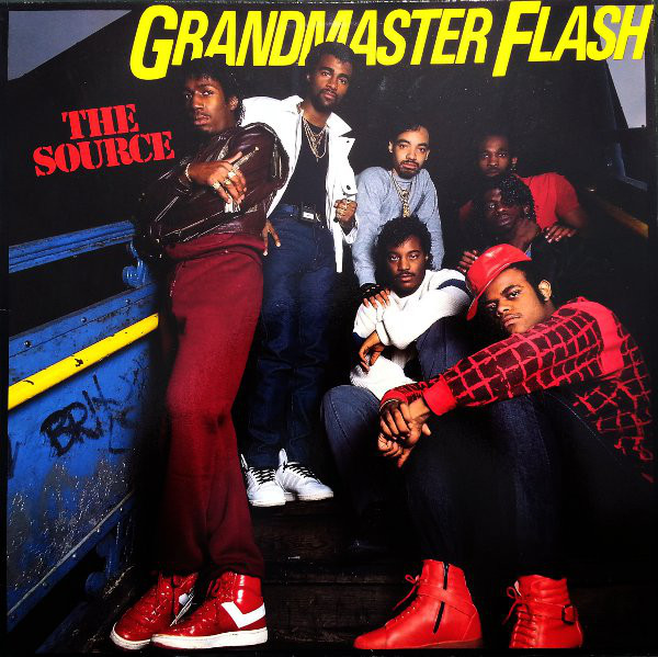 #VitalFactz: 35th Anniversary - Grandmaster Flash (The Source)