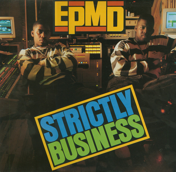 #VitalFactz: 33rd Anniversary - EPMD (Strictly Business)