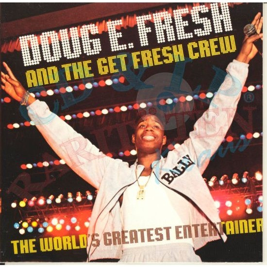 #VitalFactz: 31st Anniversary - Doug E. Fresh (The World's Greatest Entertainer)