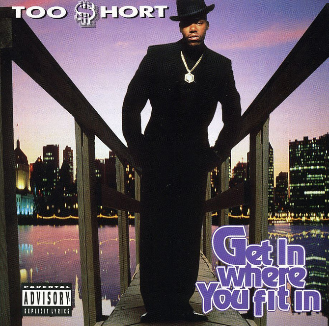 #VitalFactz: 27th Anniversary - Too Short (Get In Where You Fit In)