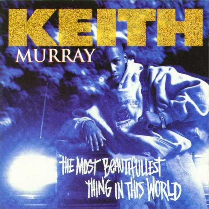 #VitalFactz: 26th Anniversary - Keith Murray (The Most Beautifullest Thing in This World)
