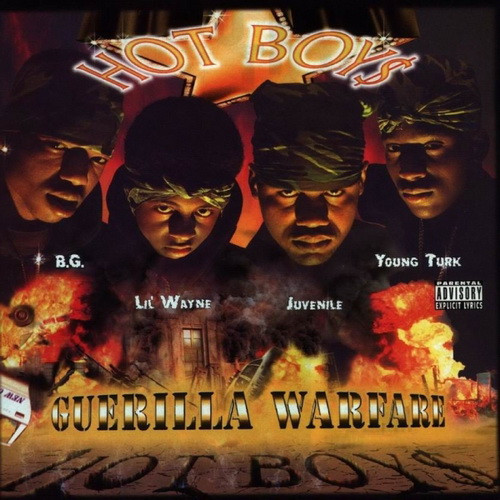 #VitalFactz: 22nd Anniversary - The Hot Boys (Guerilla Warfare)