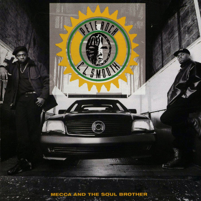 #VitalFactz: 28th Anniversary - Pete Rock & CL Smooth (Mecca & The Soul Brother)
