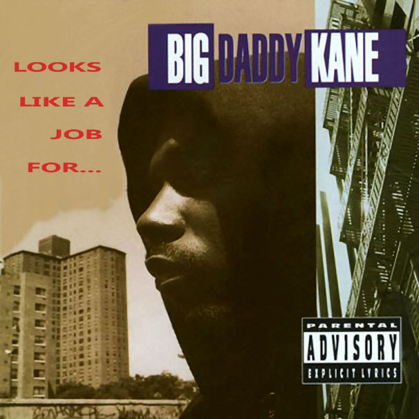 #VitalFactz: 27th Anniversary - Big Daddy Kane (Looks Like A Job For...)