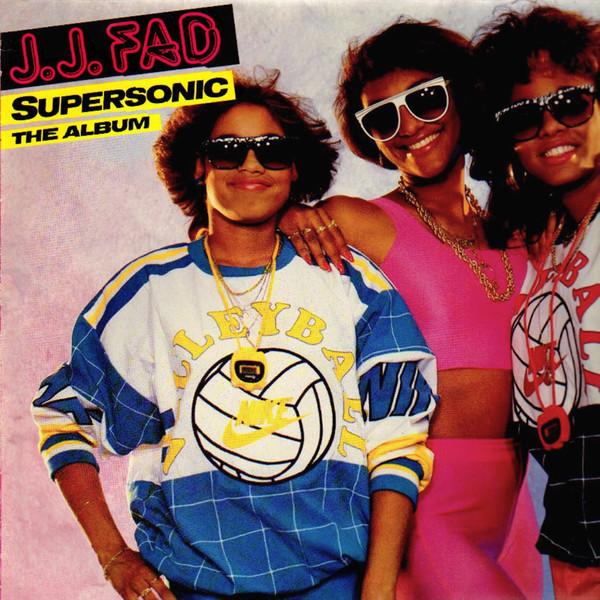 #VitalFactz: 33rd Anniversary - J.J. Fad (Supersonic)