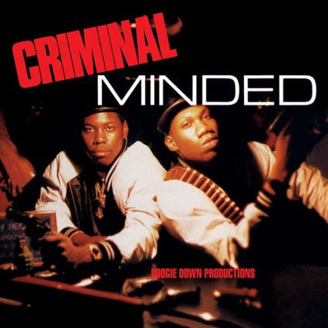 #Vitalfactz: 34th Anniversary - Boogie Down Productions (Criminal Minded)