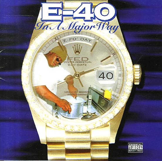 #VitalFactz: 26th Anniversary - E-40 (In A Major Way)