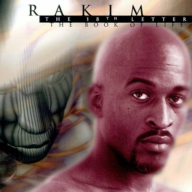 #VitalFactz: 23rd Anniversary - Rakim (The 18th Letter)