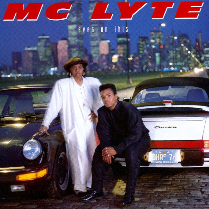 #VitalFactz: 32nd Anniversary - MC Lyte (Eyes On This)