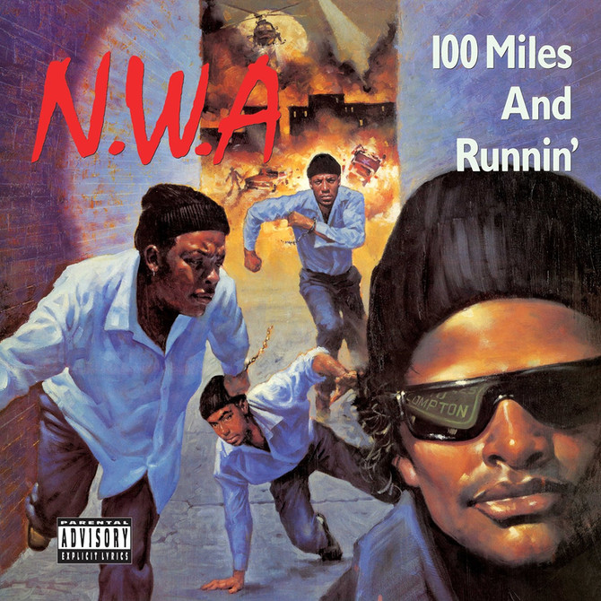 #VitalFactz: 31st Anniversary - N.W.A. (100 Miles & Runnin')