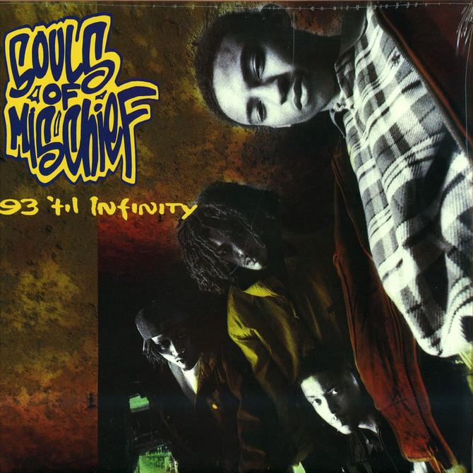 #VitalFactz: 24th Anniversary - Souls Of Mischief (93 'Til Infinity)