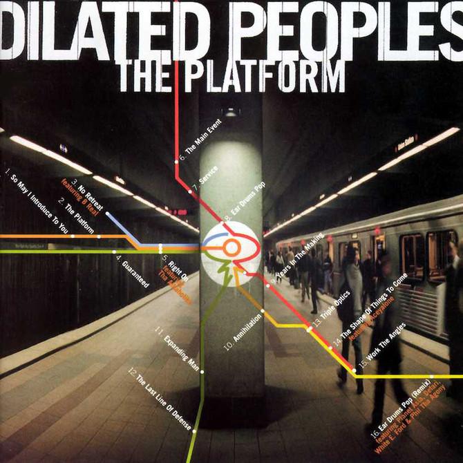 #VitalFactz: 21st Anniversary - Dilated Peoples (The Platform)
