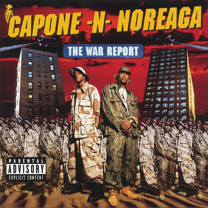 #VitalFactz: 24th Anniversary - Capone-N-Noreaga (The War Report)