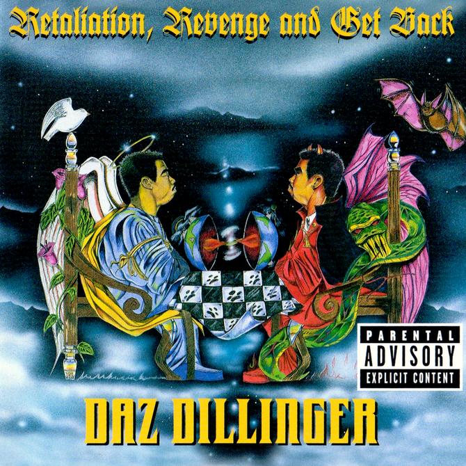 #VitalFactz: 20th Anniversary - Daz Dillinger (Retaliation, Revenge & Get Back)