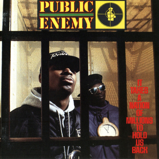 #VitalFactz: 29th Anniversary - Public Enemy (It Takes A Nation Of Millions To Hold Us Back)