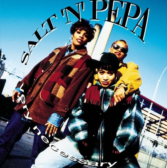 #VitalFactz: 27th Anniversary - Salt-N-Pepa (Very Necessary)