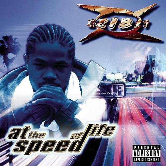 #VitalFactz: 25th Anniversary - Xzibit (At The Speed Of Life)