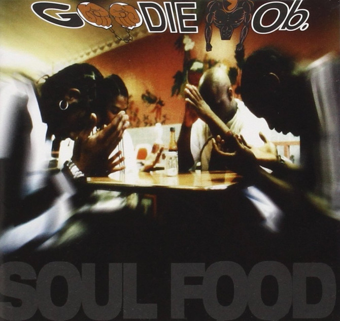 #VitalFactz: 25th Anniversary - Goodie Mobb (Soul Food)