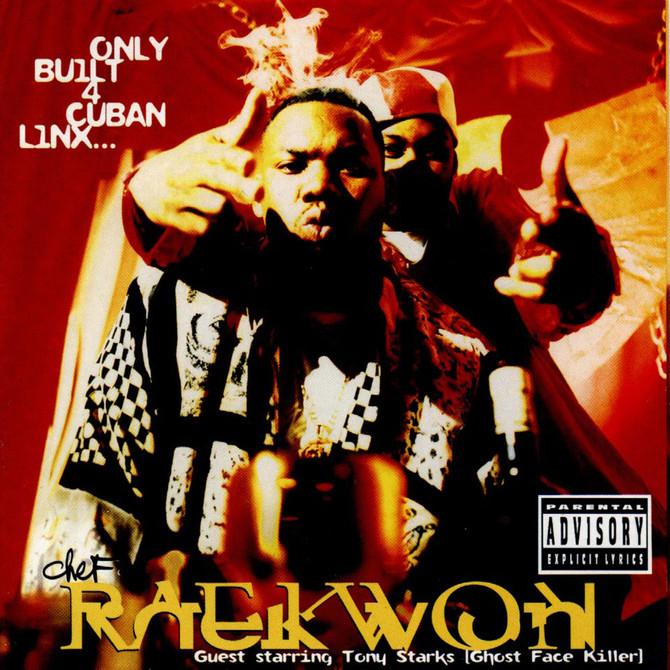 #VitalFactz: 22nd Anniversary - Raekwon (Only Built For Cuban Linx)