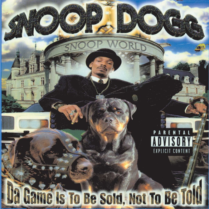 #VitalFactz: 23rd Anniversary - Snoop Dogg (Da Game Is To Be Sold, Not To Be Told)
