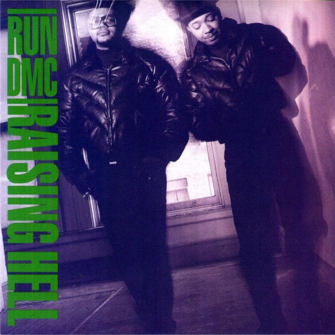 #VitalFactz: 34th Anniversary - Run-D.M.C. (Raising Hell)