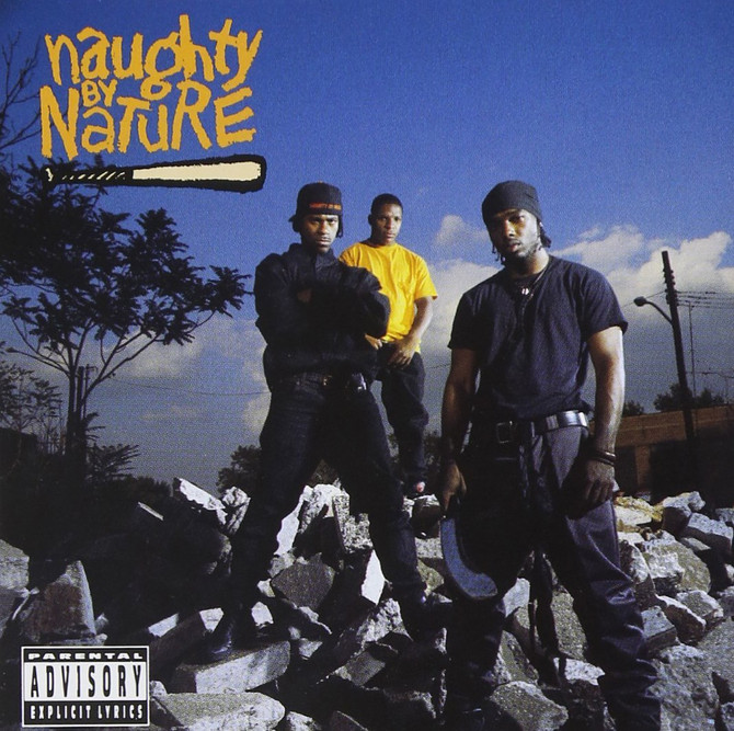 #VitalFactz: 27th Anniversary - Naughty By Nature (Debut Album)