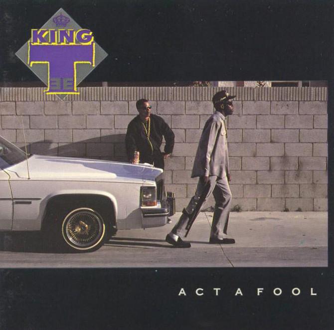 #VitalFactz: 32nd Anniversary - King Tee (Act A Fool)