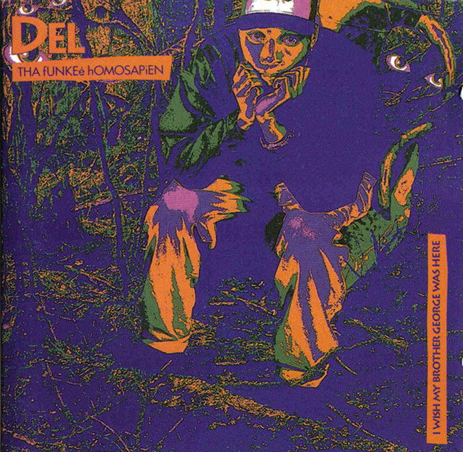 #VitalFactz: 29th Anniversary - Del The Funky Homosapien (I Wish My Brother George Was Here)
