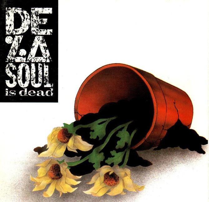 #VitalFactz: 30th Anniversary - De La Soul (De La Soul Is Dead)