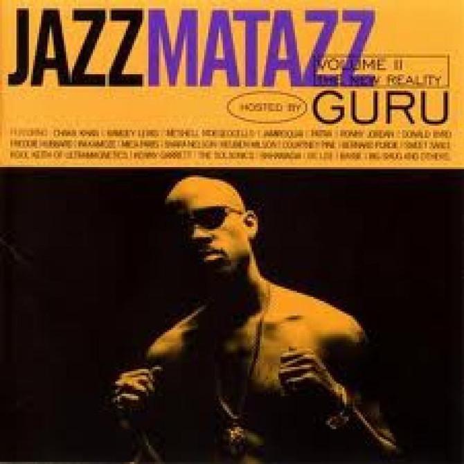 #VitalFactz: 26th Anniversary: Guru (Guru's Jazzmatazz, Vol.2: The New Reality)