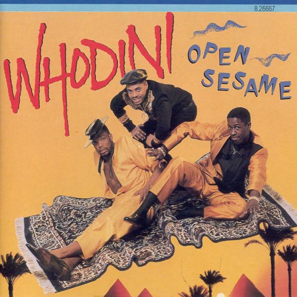 #VitalFactz: 33rd Anniversary - Whodini (Open Sesame)