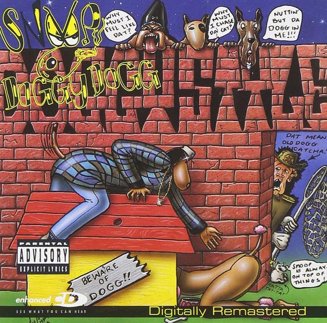 #VitalFactz: 27th Anniversary - Snoop Doggy Dogg (Doggystyle)