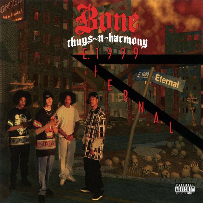 #VitalFactz: 26th Anniversary - Bone Thugs-N-Harmony (E. 1999 Eternal)