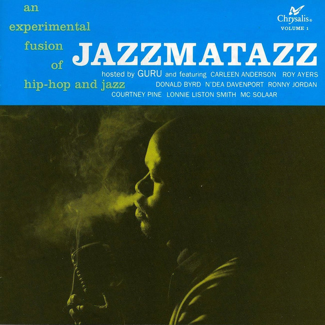 #VitalFactz: 28th Anniversary - Guru (Guru's Jazzmatazz, Vol.1)