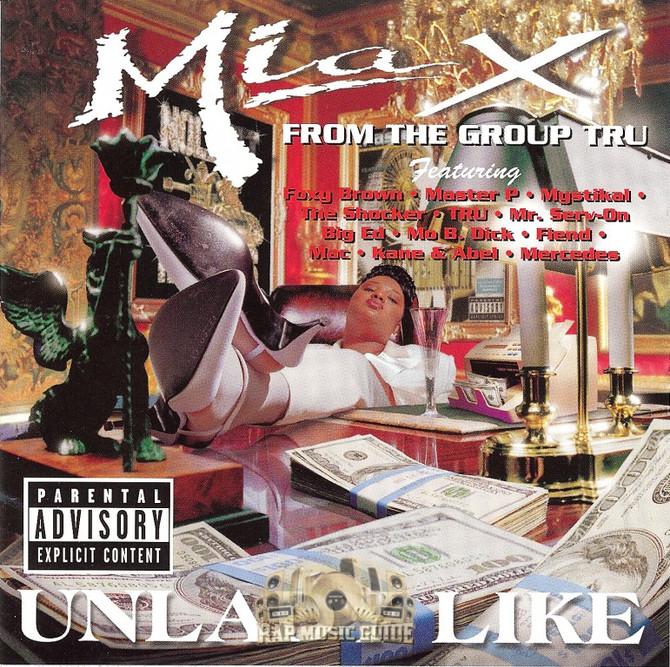 #VitalFactz: 24th Anniversary - Mia X (Unlady Like)