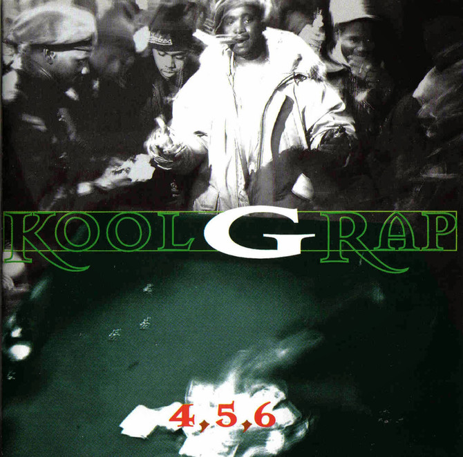 #VitalFactz: 22nd Anniversary - Kool G Rap (4, 5, 6)