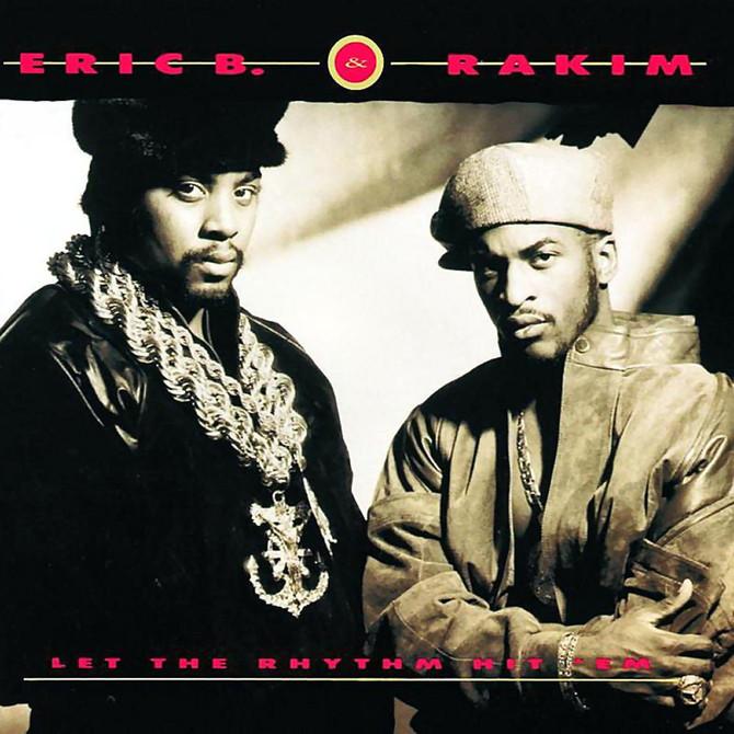 #VitalFactz: 30th Anniversary - Eric B. & Rakim (Let The Rhythm Hit 'Em)